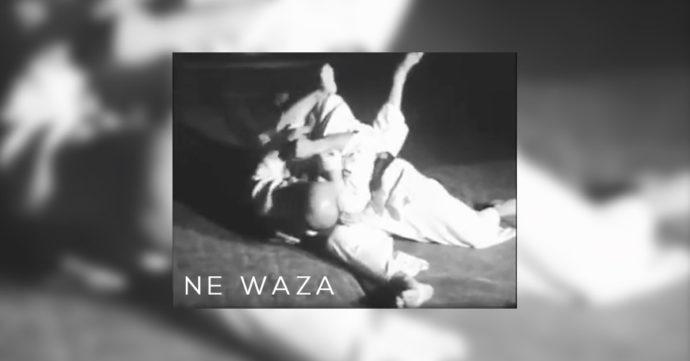 Judo Ne Waza Chu Kawakami