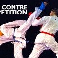 pour ou contre la compétition combat en karate