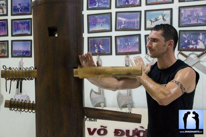 Lionel Froidure Wing Chun