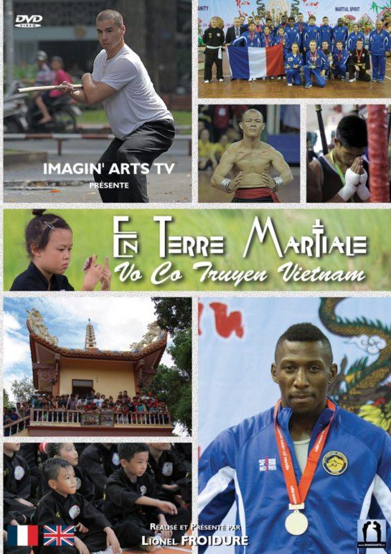 Võ Cổ Truyền visuel documentaire jaquette