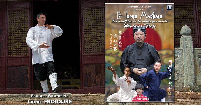 Disciples de la montagne sacrée - le documentaire En Terre Martiale de Lionel Froidure avec maître You Xuande