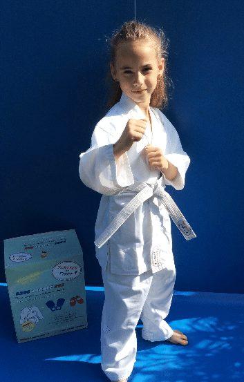 kimono karate enfant