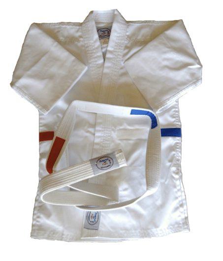 tenue de karate pour les enfants