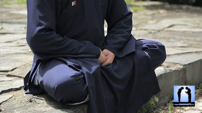 méditation taoïste avec Yuan Limin à Wudang Shan