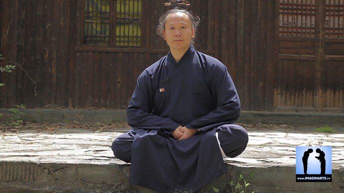 principes de méditation taoïste par maître Yuan Limin à Wudang Shan