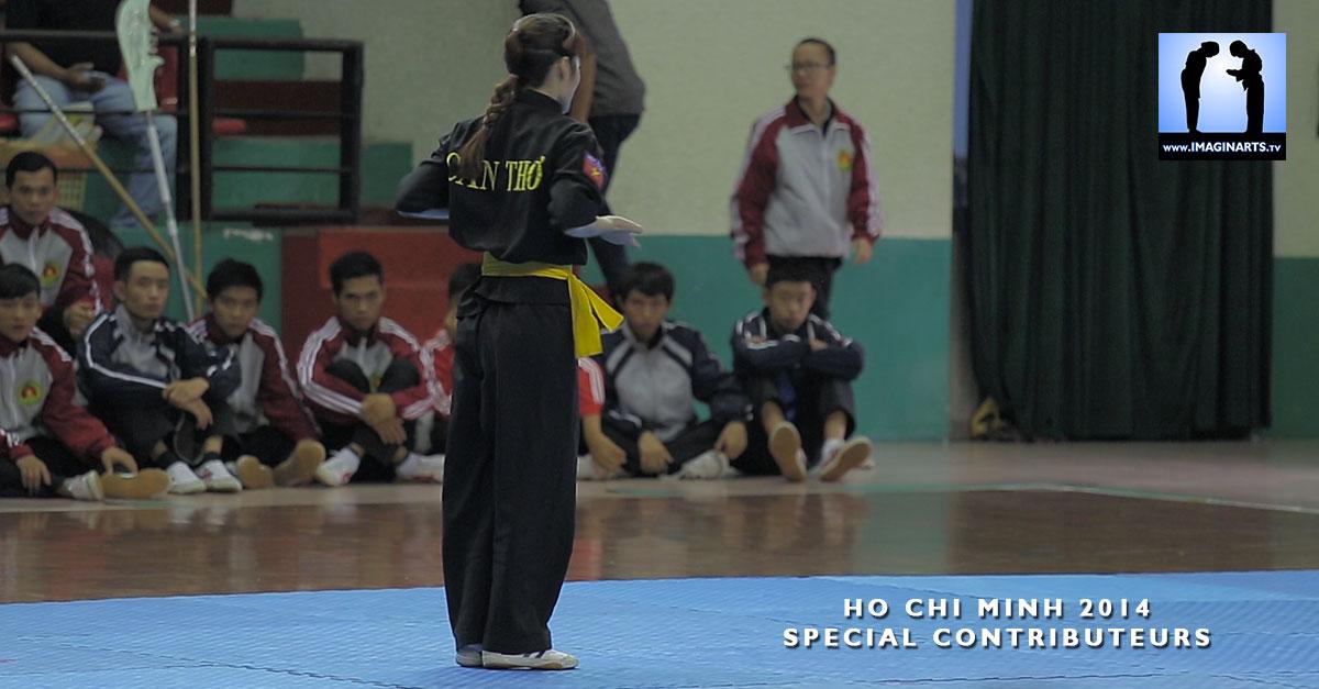 vo co truyen vietnam compétition technique 2014 quyen
