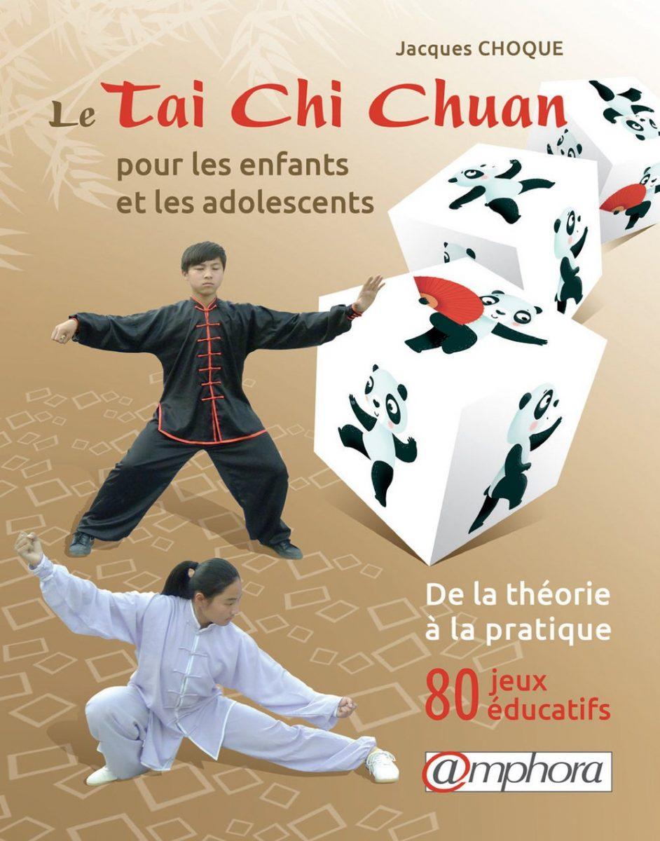 tai chi chuan pour les enfants - le livre