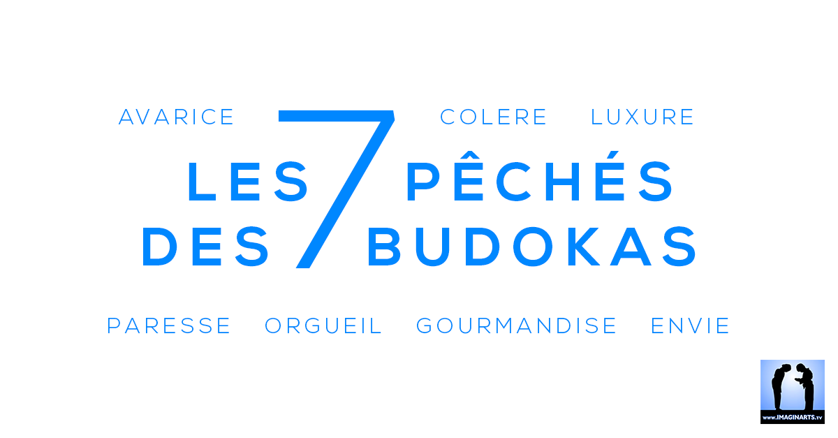 Les 7 pêchés du budoka (pratiquant d'arts martiaux)