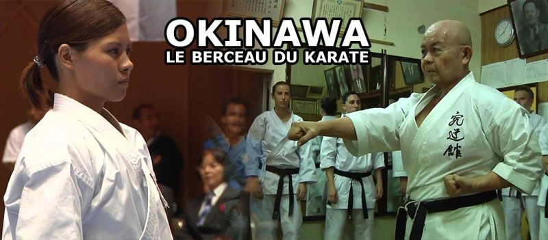 Karate Okinawa le film documentaire de Lionel Froidure