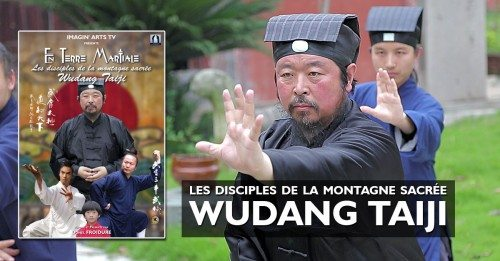 wudang taichi quan film documentaire