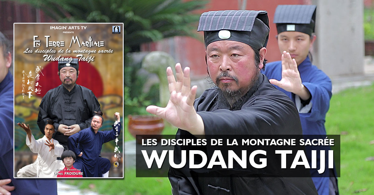 wudang taichi quan film documentaire