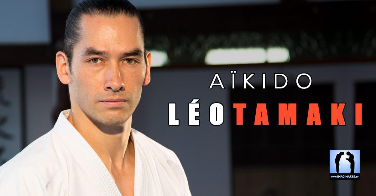 Léo Tamaki, le nouvel expert Imagin' Arts Tv