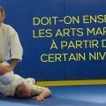 enseigner le karaté et les arts martiaux - Lionel Froidure