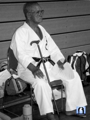 vieux sensei karate okinawa