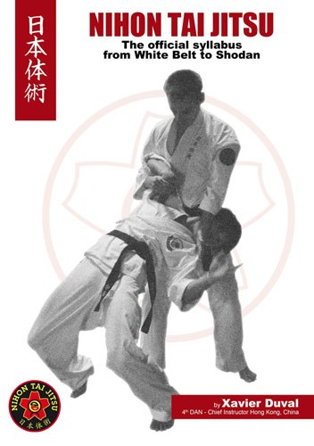 ebook nihon tai jitsu Xavier Duval