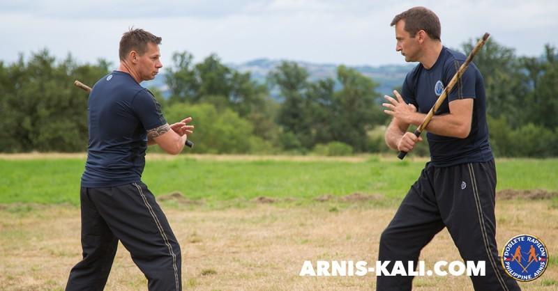 Master Dani Faynot : Arnis Camp Aveyron 2015