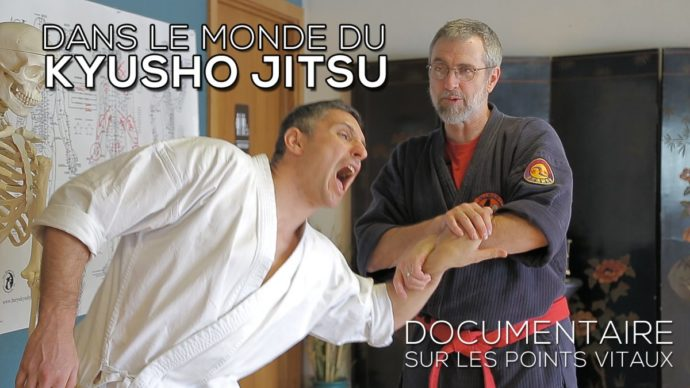 kyusho jitsu chris thomas et lionel froidure