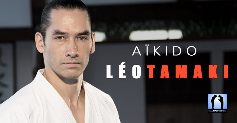 vidéo Aïkido avec Léo Tamaki