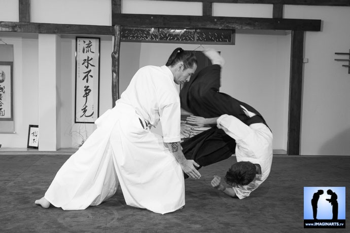 Kishinkan Aïkido Léo Tamaki