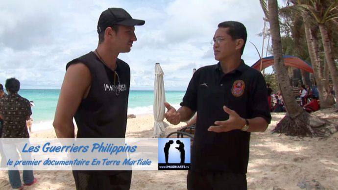 Rene tongson master arnis kali philippines