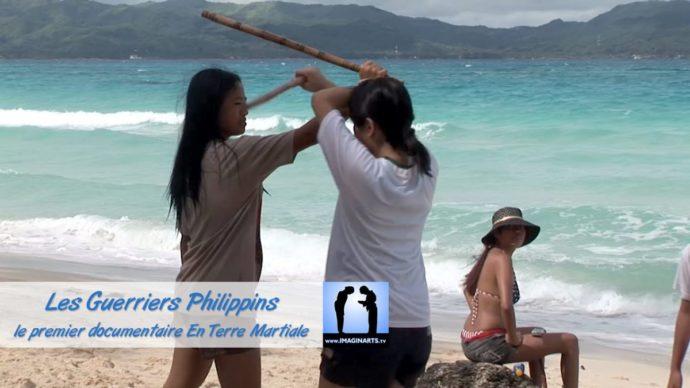 women arnis kali philippines