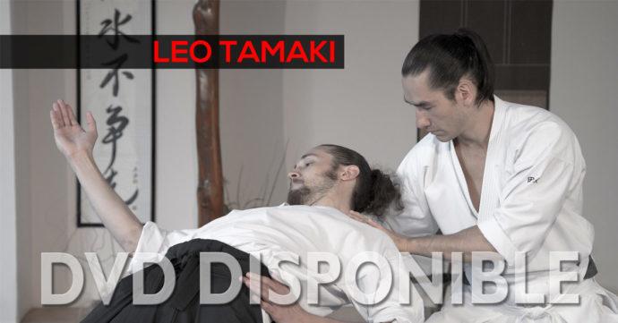 yokomen dvd aïkido avec léo tamaki