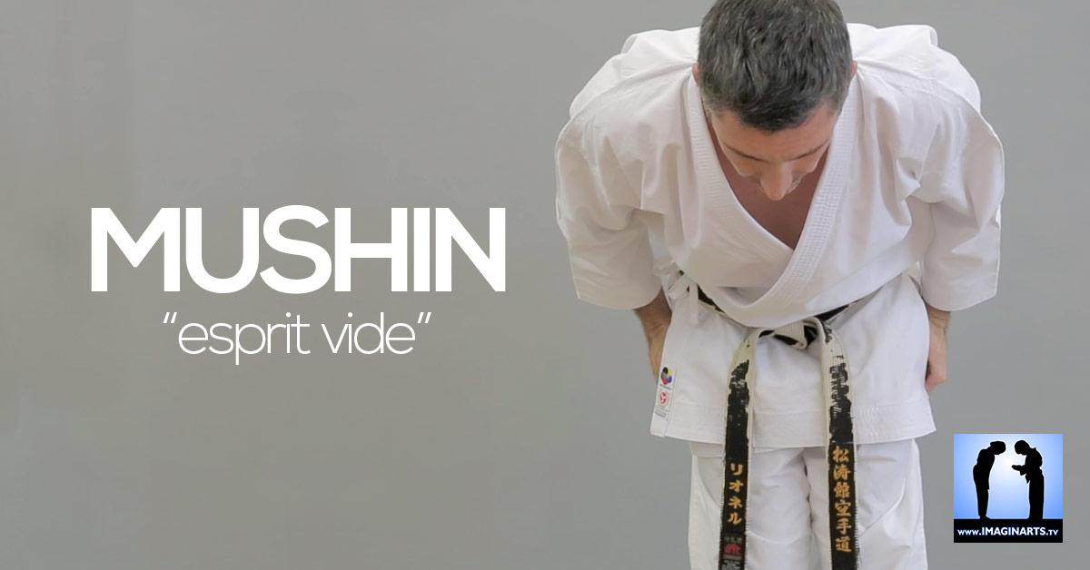 Mushin : l'esprit vide