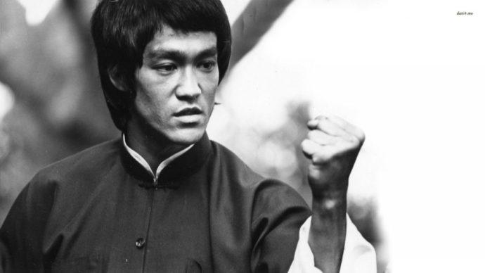 Le reportage sur Bruce Lee sur Arte Tv