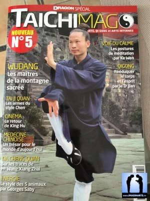 taichi magazine