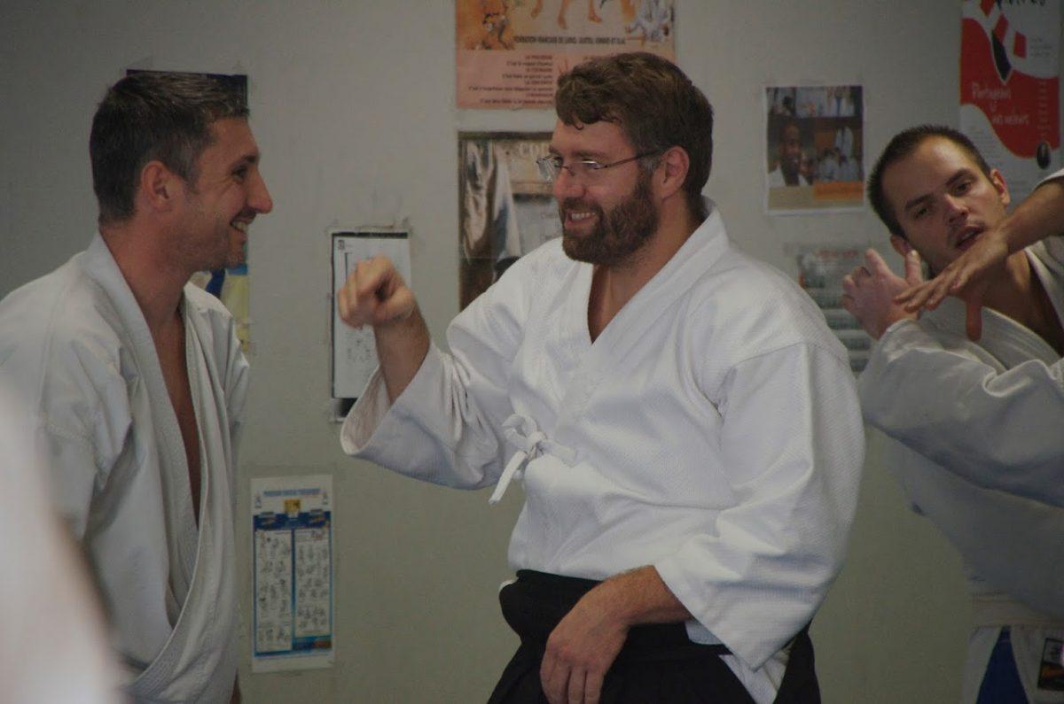Karate et Aïkido