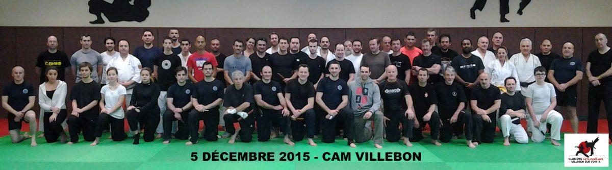 stage arnis kali Cam Villein avec Lionel Froidure