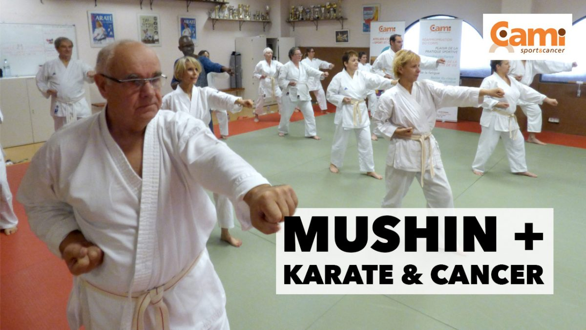 karate cancer sport mushin CAMI