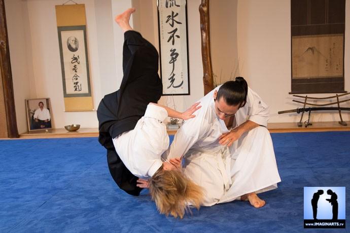 mushin léo tamaki aikido