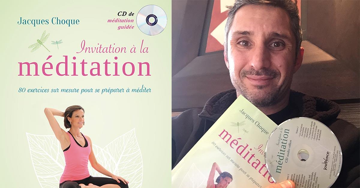 Invitation à la méditation [livre] – mon avis