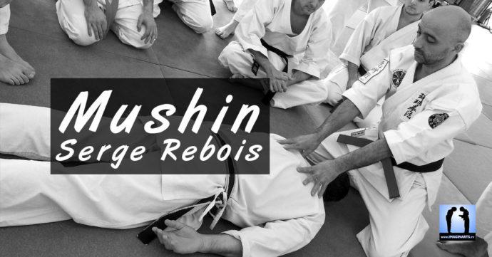 Mushin Serge Rebois et Kyusho Shiatsu