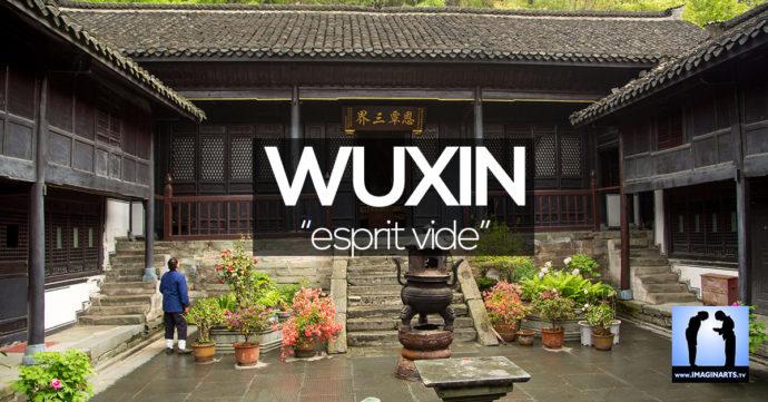 mushin wuxin esprit libre