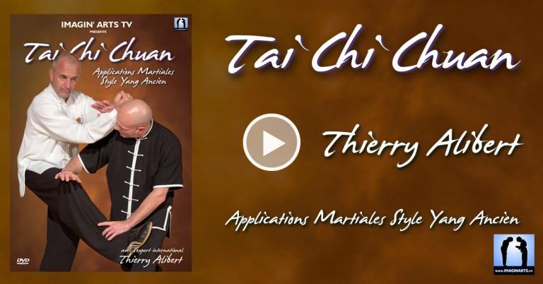 Applications Martiales Taichi Yang Ancien [vidéo]