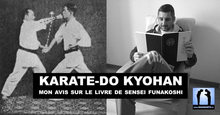 Karate Do Kyohan : mon avis [livre]