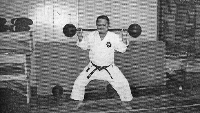 tan karate okinawa