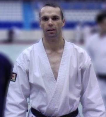 franck chaput karate