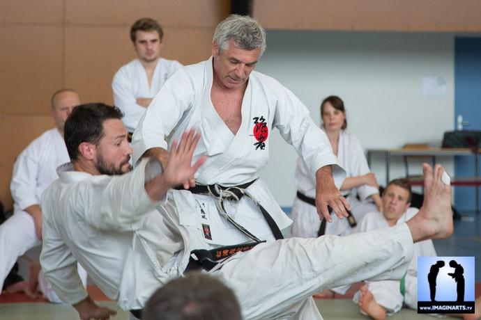 jean-ftançois tisseyre karate gi