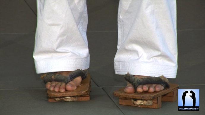 tetsu geta karate okinawa