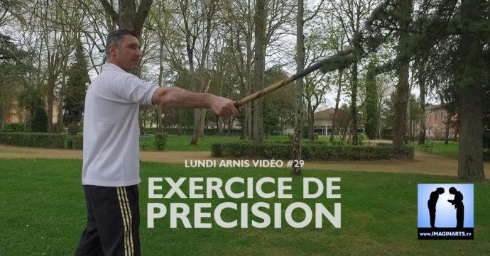 exercice précision arnis kali lionel froidure