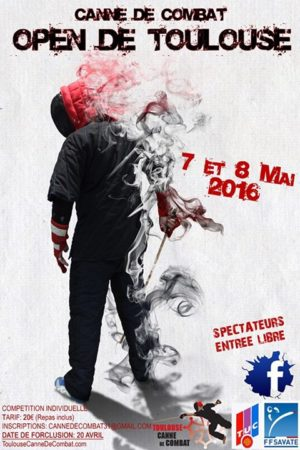 open toulouse canne de combat 2016
