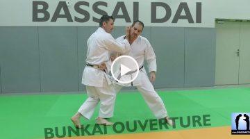 Bassai Dai – bunkai ouverture – Jeudi Karaté #14