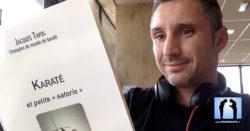 Jacques Tapol - Livre karaté et petits satoris
