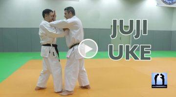 Juji Uke , le blocage en croix – Jeudi Karaté #15