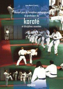 manuel pedagogie karate livre comiti