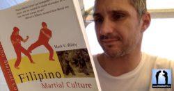 livre arnis kali : Filipino martial culture
