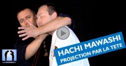 hachi mawashi - projection par la tête